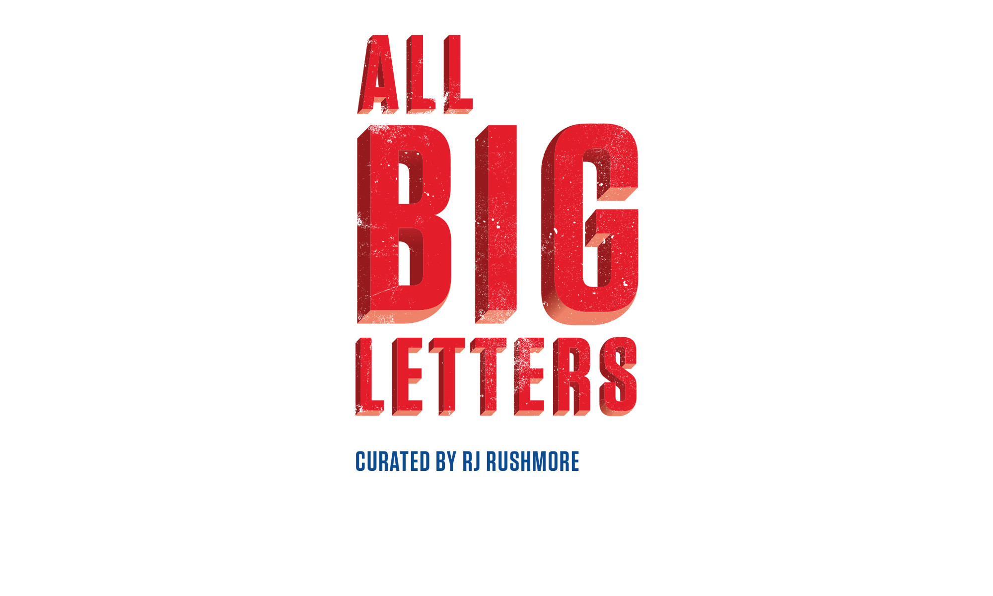 ALL BIG LETTERS