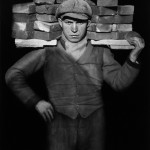 Hod-carrier, Koln, 1928 (Bricklayer's mate)