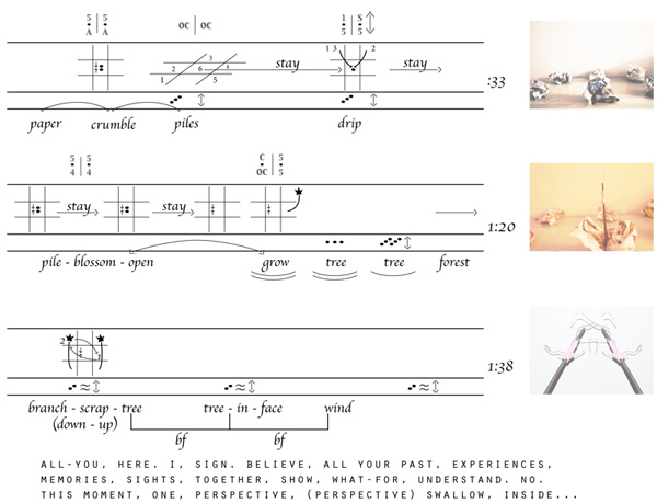 figure 1, a musical score